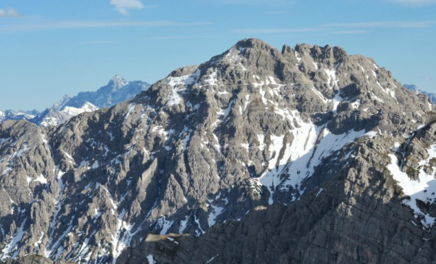 Rote Spitze Panorama